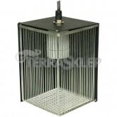 Lampa z osłoną i reflektorem 11x11x16cm HOBBY
