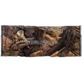 Ścianka do terrarium tło skała korzeń 3D 60x30cm