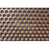 Blacha perforowana na wentylację 0,8/03-04/RV. 10cmx30cm