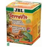 Multiwitamina i pierwiastki śladowe TerraVit Pulver 100g JBL