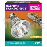 Halogen Basking Spotlight 50-100W ARCADIA