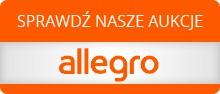 Sprawdź nasze aukcje Allegro